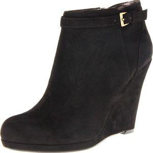 DKNY Ramona Wedge Bootie Size 7.5